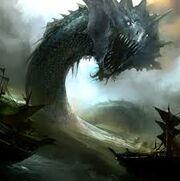 Sea-Serpent-Argorrek-Green