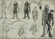 Concept 1 dragonkin