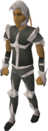 Wyvern bone armor