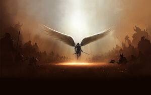 Archangel-Art-Draw