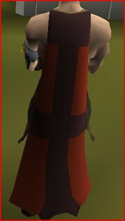 Outcast cape