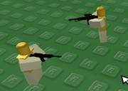 Sniper and heavy