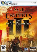 The Asian Dynasties-boxart