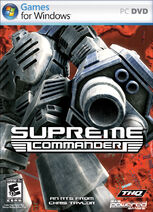 Supreme Commander-boxart