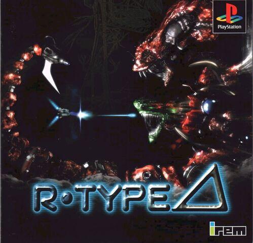File:R-Type Delta JP Cover.jpg