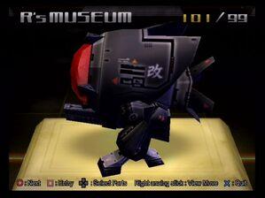 TP-2H Pow Armor II