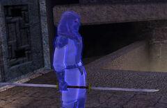Аджанта с мечом
