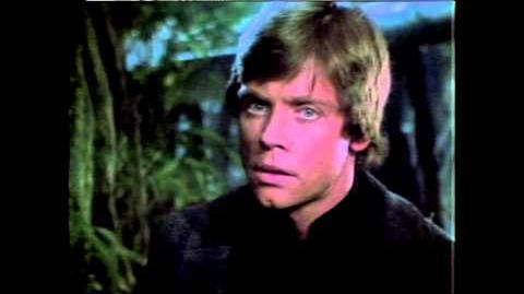 Return of the Jedi Theatrical Trailer 1982