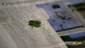 Rubicon s01 four-leaf clover
