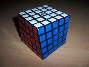 5x5rubixsolved