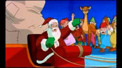 "Rudolph the Red-Nosed Reindeer Song ""Wonderful Christmas Time"""