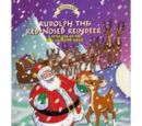 Rudolph the Red-Nosed Reindeer: A Retelling of the New Animated Movie
