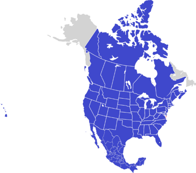 Federation of North America (updated)