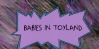 Babies In Toyland
