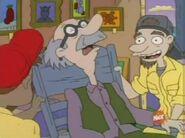 Rugrats - Auctioning Grandpa 121