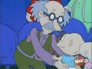 Rugrats - Wrestling Grandpa 62