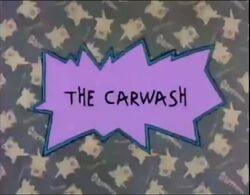 Rugrats - The Carwash