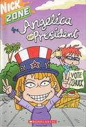 All Grown Up Angelica For Prsident Book