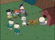 Rugrats - Bow Wow Wedding Vows 89