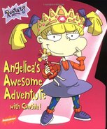 Angelica's Awesome Adventure With Cynthia Book