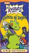 Return of Reptar 2001 VHS