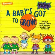 A Babys Got to Grow Book