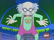 Rugrats - Wrestling Grandpa 137