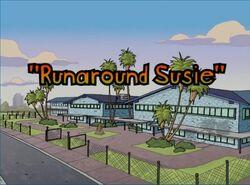 All Grown Up - Runaround Susie