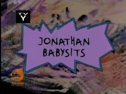 Johnathan Babysits