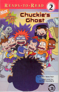 All Grown Up! - Chuckie's Ghost (Book)