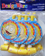 Rugrats 'Celebration' Blowouts and Favors (8ct)