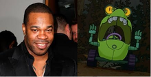 Busta Rhymes as Reptar Wagon
