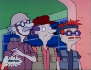 Rugrats - Chuckie Gets Skunked 11