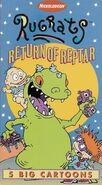 Return of Reptar VHS
