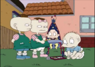 Rugrats - Bow Wow Wedding Vows 184