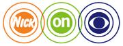 Nickelodeon on CBS Logo