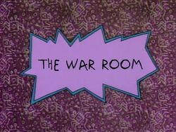 Rugrats - The War Room
