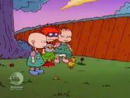 Rugrats - Chuckie's Duckling 166