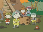Rugrats - Okey-Dokey Jones and the Ring of the Sunbeams 172