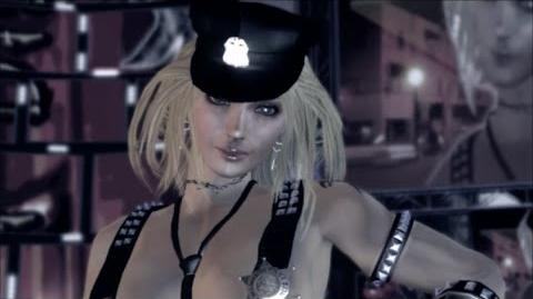 Rumble Roses XX - SS Sgt. Clemets Entrance