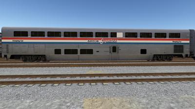 R8 Amtrak SleeperPhsIII