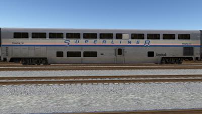 R8 Amtrak SleeperPhsIV