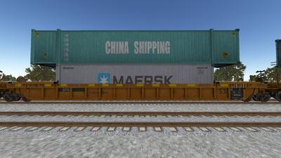 Run8 52ftwell 53 40 China Maersk