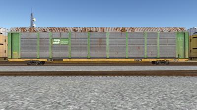 R8 Autorack Tri BN01