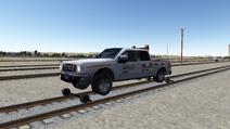 R8 Hyrail MOW BNSF Ford2
