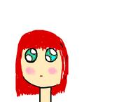 Jayde animeish bluer eyes