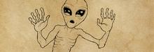 Library-Alien