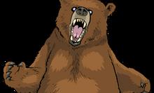 BLIGHTED BEAR