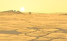 Theme Desert 02