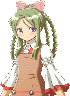 Rune Factory Frontier Chocolate Cake